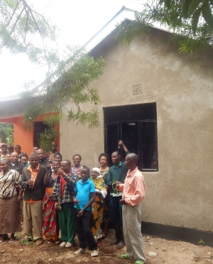 Vine Trust volunteers help build a brighter future in Tanzania