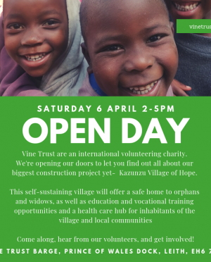 Open Day at Vine Trust