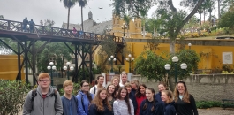 Perth Academy & St Kents Team Blog: Peru 2019