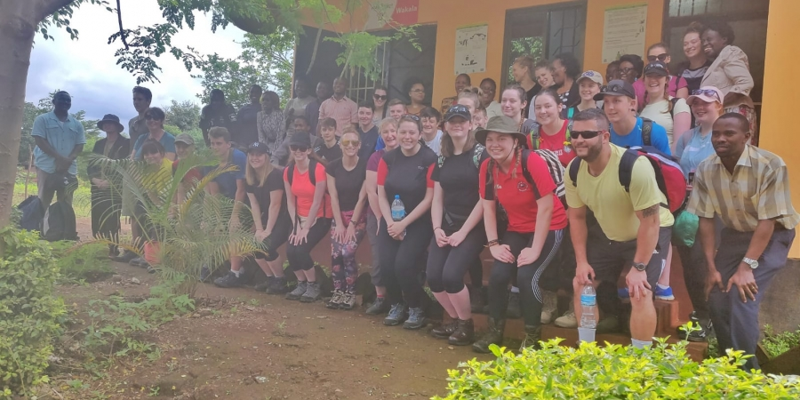 Millburn Academy Team Blog: Tanzania, June 2018