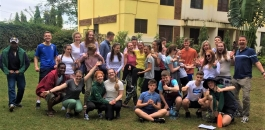 Earlston High School Team Blog: Tanzania June 2019